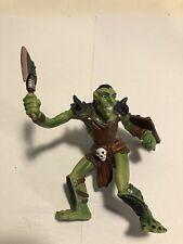 "Battat Terra ""Ganto"" The Cleaver Ogre Figure 3 1/2"",Fantasy,Clean"