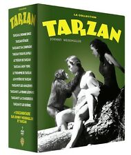 TARZAN Johnny Weissmuller Collection 12 Movie DVD BOX SET Region 2 New & Sealed