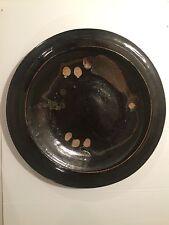 "Maishe Dickman Large Serving Plate/Dish/Bowl 21"""