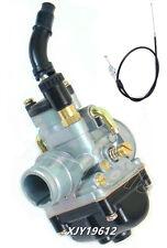 Carburetor & Throttle Cable for KTM50 KTM 50 SX Pro Senior Mini Adventure Carb