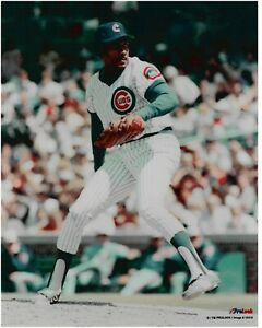 Fergie Jenkins Chicago Cubs LICENSED 8x10 Baseball Photo