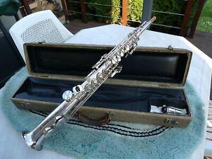 "Saxo soprano DOLNET série ""Bel Air"" année 1967"