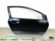 HONDA CIVIC MK8 FN2 / FN 3-DOOR BLACK DRIVERS SIDE RIGHT FRONT DOOR PANEL 06-11