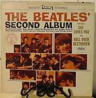 The Beatles – The Beatles' Second Album-1964 Capitol Records #ST-2080 - VG++