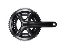Shimano FC-RS510 double chainset, 50 / 34T, for 135/142 mm axle, 172.5 mm, black