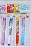 2020 Sanrio Hello Kitty,Melody, Little Twin Stars, Gudetama Eraser Pen Set Of 4