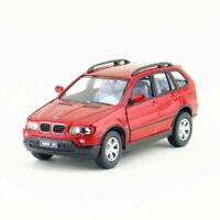1:36 BMW X5 Alloy Diecast Car Model Toys Vehicle Gift Random Color