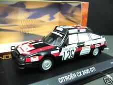 Citroen cx 2400 GTI Rally París Dakar 1981 #125 lux match norev rar 1:43