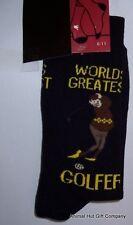 Worlds Greatest Golfer Mens/Womens Socks