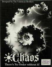 CHAOS - CARD GAME *** Brand New & Sealed ***
