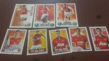 Topps sticker Robin van Persie (Manchester United, Arsenal, Feyenoord) nr 325