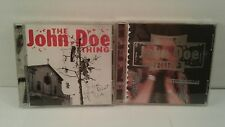 Lot of 2 The John Doe Thing CDs: Kissingsohard and For the Rest of Us