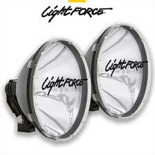 LIGHTFORCE 240 BLITZ DRIVING LIGHTS 4WD 4X4 OFFROAD LIGHTS 100W XENOPHOT FILTER