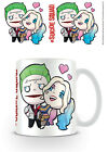 Official Suicide Squad - Crazy Love - Ceramic Boxed Mug