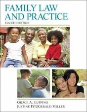 USED (GD) Family Law and Practice (4th Edition) by Grace A. Luppino J.D.