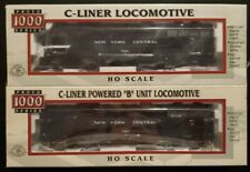 PROTO 1000 NYC Central  C-Liner Locomotives Ho Scale 31596 #5006/#6902 NEW