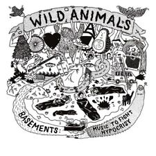 WILD ANIMALS-BASEMENTS: MUSIC TO FIGHT HYPOCRISY-JAPAN MINI LP CD C94