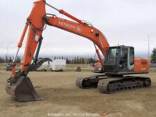 New Listing2011 Hitachi Zx200lc 3 Zaxis Excavator Hydraulic Qc Ac Cab Isuzu 2 Bkts Bidadoo