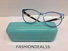 Tiffany & Co. Women's Blue Black TF2138 8189 53-17-140 Optical Eyeglasses