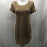 Michael Stars Green Short Sleeve Dress Large
