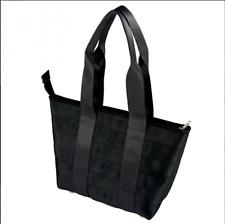 Recycled Seat Belt Bucket Tote - Black