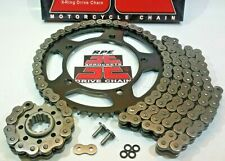 SUZUKI TL1000s 97/00 JT Z3 X-Ring QUICK ACCELERATION 530 CHAIN AND SPROCKETS KIT