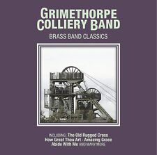 Grimethorpe Colliery Band Brass Band Classics CD Amazing Grace Abide With Me
