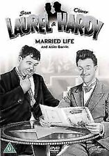 LAUREL & HARDY - Married Life and Anita Garvin Classique short DVD NOUVEAU