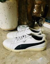 Puma Clyde Clasic White Size 11.5
