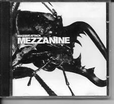 CD ALBUM 10 TITRES--MASSIVE ATTACK--MEZZANINE--1998