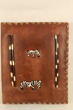 PORTFOLIO COVER,hand made,leather. (ref D 221)