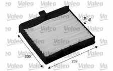 VALEO Pollen Filter For RENAULT SCENIC 698736