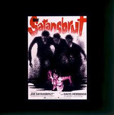Die Satansbrut ORIGINAL Kino-Dia / Film-Dia / Diacolor / David Hemmings