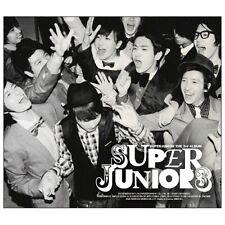 SUPER JUNIOR - [Sorry, Sorry] B Ver. 3th Album CD+Lyrics Book Sealed K-POP SM