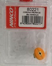 Ninco 80221 30 Tooth Inline Crown Gear Prorace Evo 3/32 Orange 1/32 Slot Part
