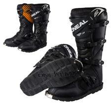 Oneal Rider Motocross-Stiefel schwarz MX Enduro Stiefel Gr. 42 EU/9 US