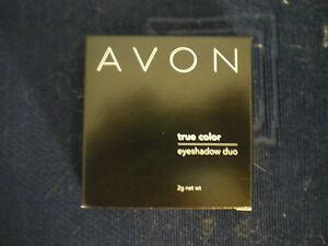 Avon True Color Eye Shadow Duo - Lavender Rocks
