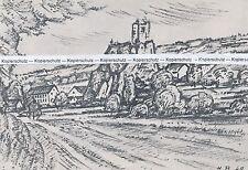 Dietfurt - von Hermann Bäuerle -  Kunstdruck - Schwäbische Alb  N 1-16