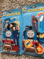 Sandylion Thomas And Friends 2 Pack 32 Pieces All Aboard Right On Time Chipboard