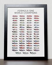 Formula 1 World Champions - Formula One - F1 - Formula 1