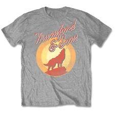 Mumford & Sons - Hopeless - Official Men's Grey T-Shirt