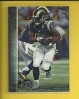 Todd Gurley RC  2015 Topps Field Access Rookie Card # 120  Los Angeles Rams