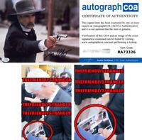 "SAM ELLIOTT signed Autographed ""TOMBSTONE 8X10 PHOTO - EXACT PROOF - ACOA COA"