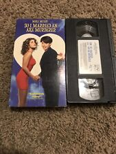 So I Married an Axe Murderer VHS Mike Myers Cult Classic