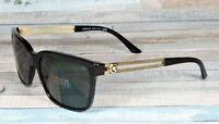 VERSACE VE4307 GB1 87 Black Grey 58 mm Men's Sunglasses
