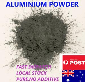 ALUMINIUM ULTRA FINE 100% PURE Powder Al metal element Premium Quality AUS made