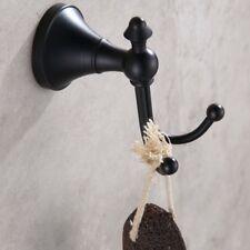 Bathroom Accessories Oil Rubbed Bronze Robe Hook Coat Hook Wall Hanger Towel