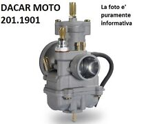 201.1901 Carburateur Polini CP D.19 Starter air À fil