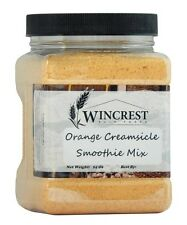 Orange Creamsicle Smoothie Mix - 1.5 Lb Container - Free Expedited Shipping!