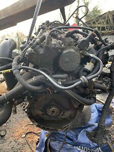 Vauxhall Corsa Combo Meriva Z1.3 Dtj Complete Engine Remove Properly